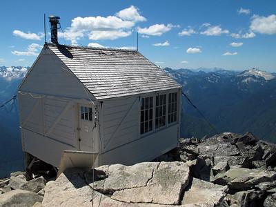 Hidden Lake Lookout Hike July 2015